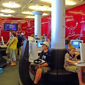 Интернет-кафе Абакана