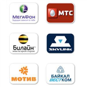Операторы сотовой связи Абакана
