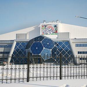 Спортивные комплексы Абакана