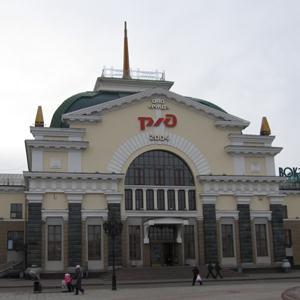 Железнодорожные вокзалы Абакана